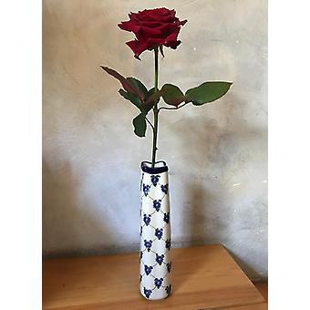 Vase, 33-34 cm høj, traditionelle 8 - Bunzlauer porcelæn - BSN 15125