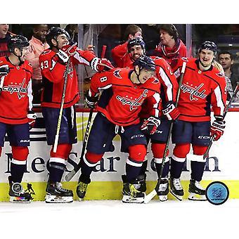 Alex Ovechkin 600e NHL objectif - 12 mars 2018 Photo imprimable