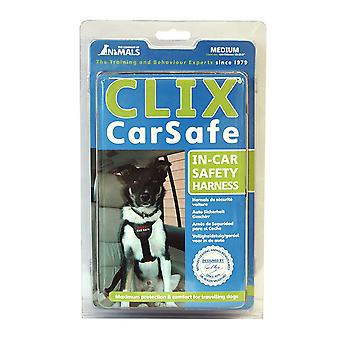 CLIX 犬車安全ハーネス