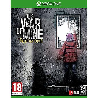 This War Of Mine The Little Ones (Xbox One) - Factory Sealed