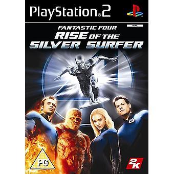 Fantastischen vier Rise of The Silver Surfer (PS2)