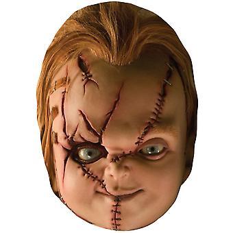 Chucky máscara 2