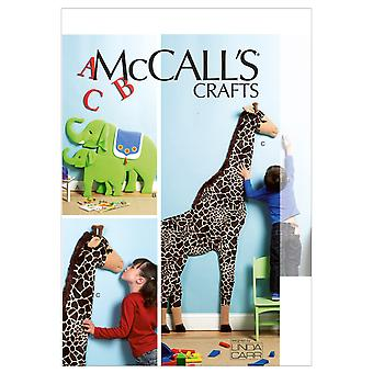 Wall Decorations-One Size Only -*SEWING PATTERN*