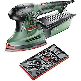 Bosch Home and Garden PSM 200 AES 06033B6000 Multifunction sander incl. case 200 W 92 x 182 mm