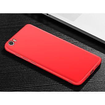 TPU case til Xiaomi MI 6 plus rød
