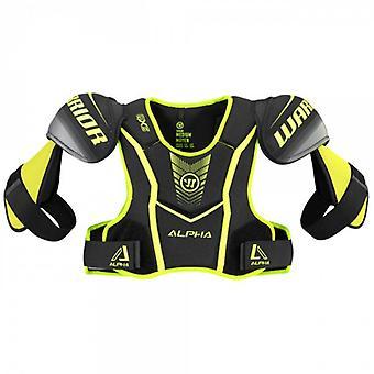 Warrior Alpha QX5 shoulder protection, junior