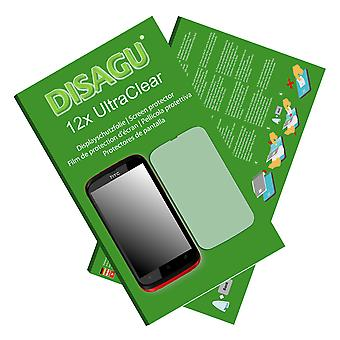 HTC T328h screen protector - Disagu Ultraklar protector