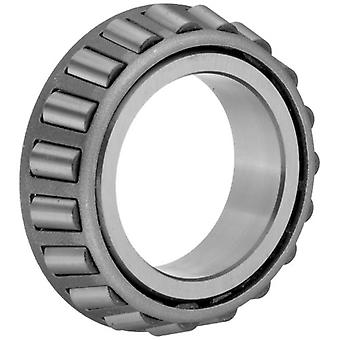 Timken 11162 Tapered Roller Bearing, Single Cone, Standard Tolerance, Straight Bore, Steel, Inch, 1.6250
