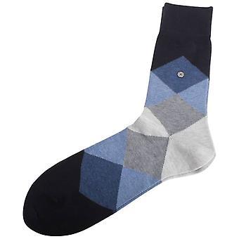 Burlington Clyde sokker - blågrå