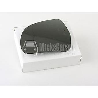 Left Mirror Glass (heated) & Holder for AUDI A5 2007-2011
