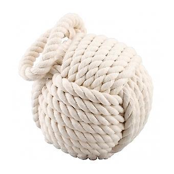 حاجز الباب الكرة بحري حبل كريم المرجحة