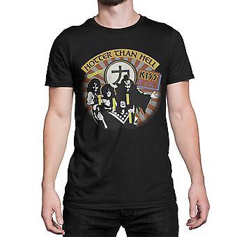 Kiss - Hotter Than Hell T-Shirt