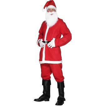 Santa Suit Costume - Men's, Chest 38