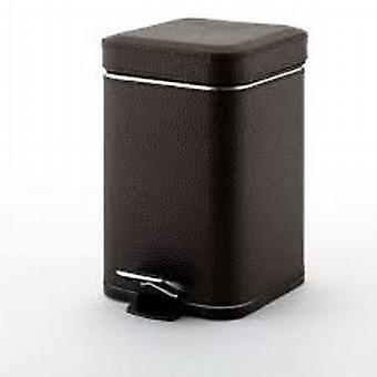 Pedal Bin Soft Close 3L Wenge 220919