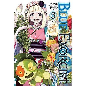 Blå eksorsist - Vol. 3 av Kazue Kato - Kazue Kato - 9781421540344 bok