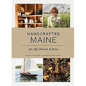 Handcrafted Maine - Art - Life - Harvest & Home by Katy  Kelleher - 97