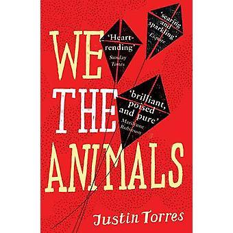 Que los animales de Justin Torres - libro 9781847083968