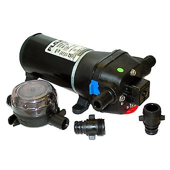 FloJet Heavy Duty Deck Wash Pump - 40psi/4.3GPM/12V