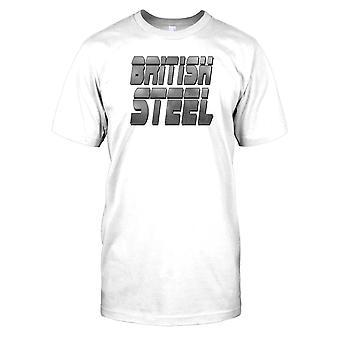 British Steel - Cool industrie Mens T Shirt