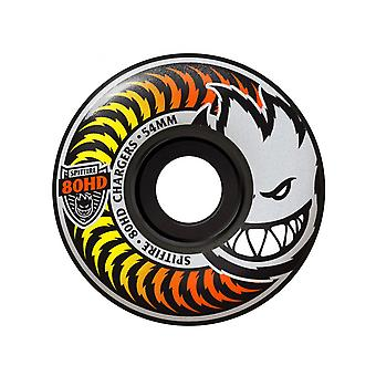 Spitfire Fade Black Chargers Classic 80HD - 54mm Skateboard Wheels