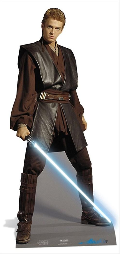 Anakin Skywalker from Star Wars Lifesize Cardboard Cutout / Standee / Standup