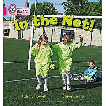 In the Net: Band 1B/Pink (Collins Big Cat Phonics)
