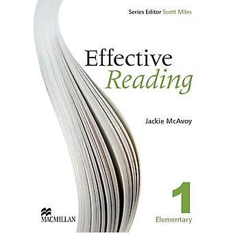 Leitura eficaz: Livro de aluno elementar