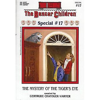 Het mysterie van de Tijgeroog (Boxcar kinderen Special)