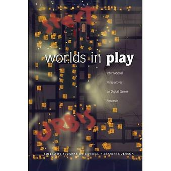 Worlds in Play: International Perspectives on Digital Games Research (New Literacies and Digital Epistemologies,)