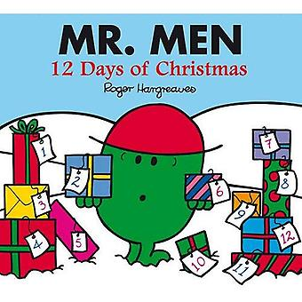 M. hommes 12 jours de Noël