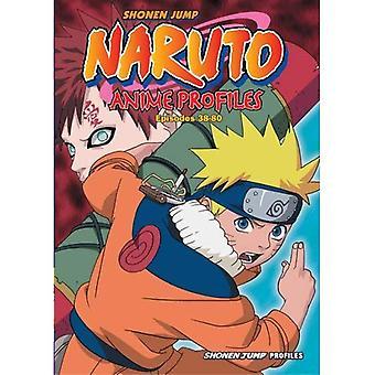 Naruto Anime Profiles, Volume 2: Hiden Shippu Emaki (Naruto Anime Profiles)