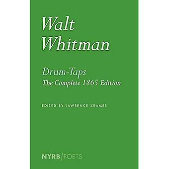 Drum-Taps: The Complete 1865 Edition (Nyrb Poets) (New York Review Books Poets)