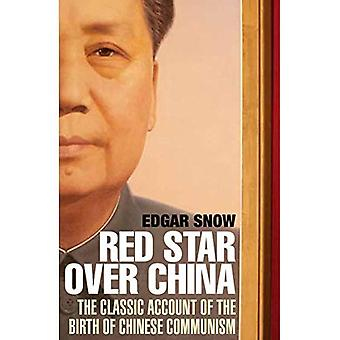 Étoile rouge au-dessus de la Chine