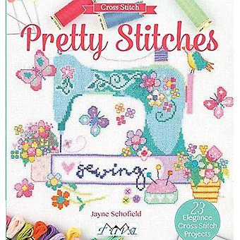 Pretty Stitches: 23 Elegance Cross Stitch Projects