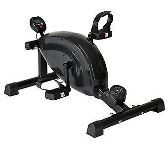 Mini vélo d'appartement appareil fitness sport musculation avec écran et podomètre 0701063