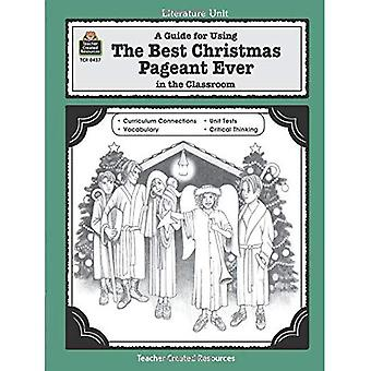 The Best Christmas Pageant Ever: educational guide (Thematic Unit)