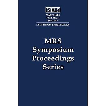 Ferroelectric Thin Films IV: Volume 361 (MRS Proceedings)