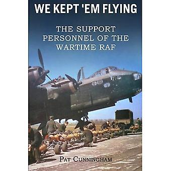 Vi höll 'Em flygande - stöd personalerna av krigstida RAF