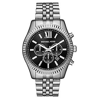 Michael Kors Mens Quartz Analog Watch with stainless steel band MK8602