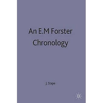 EM Forster kronologi av Stape & J. H. gästprofessor i Engl