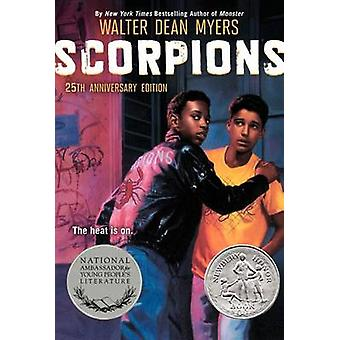 Scorpions (25th) by Walter Dean Myers - 9780064406239 Book