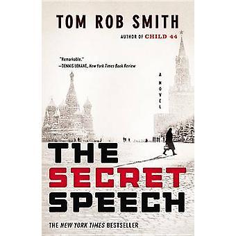 The Secret Speech by Tom Rob Smith - 9780446402415 Book