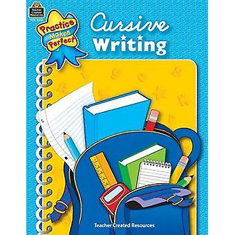 Cursive Writing by Janet Cain - 9780743933315 Book