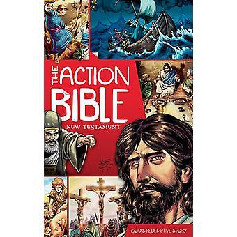 Action Bible New Testament by Doug Mauss - Sergio Cariello - 97807814