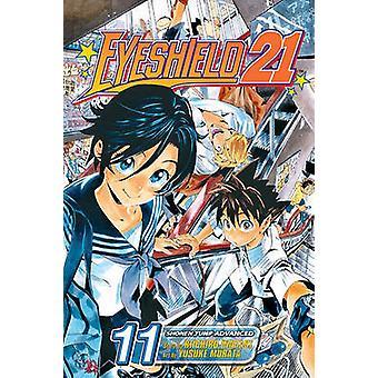 Eyeshield 21 - Volume 11 by Riichiro Inagaki - Yusuke Murata - 978142
