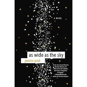As Wide as the Sky by As Wide as the Sky - 9781496718167 Book