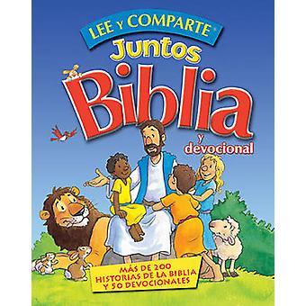 Lee y Comparte Juntos Biblia y Devocional - Mas de 200 Historias Bibli
