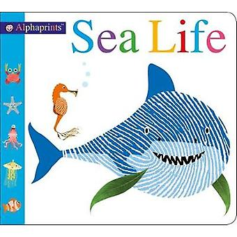 Alphaprints Sea Life by Roger Priddy - 9781783417131 Book
