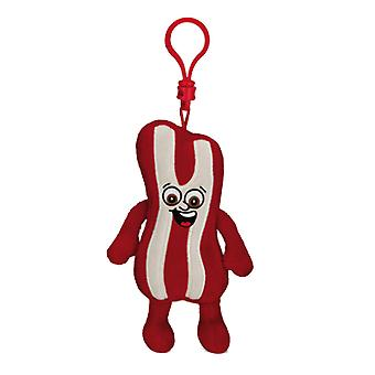 Whiffer Sniffers Ben Sizzlin Bacon Backpack Clip