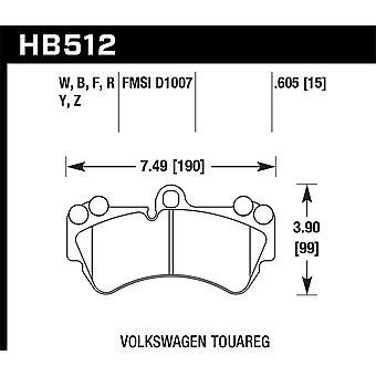 Hawk Performance HB512F. 605 HPS